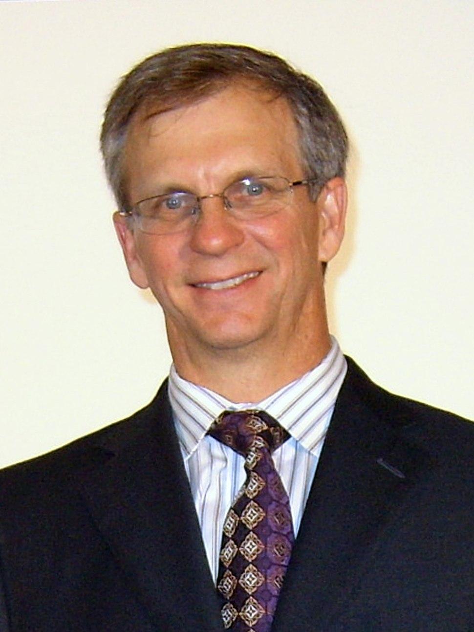 Alan Eustace in 2008