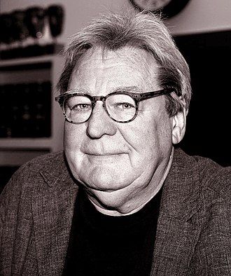 Alan Parker - Alan Parker at his Soho Offices, London, April 2008