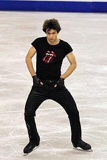 Alban Preaubert at 2009 Skate Canada.jpg