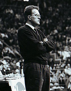 Basketball coach Italian.