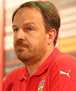 Alexander Zorniger German footballer and coach