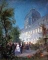 Alexander II, Empress Eugenie, Napoleon III, Wilhelm I and Sultan Abdulaziz.jpg