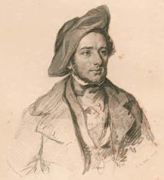 Alexis Soyer - Alexis Soyer in 1849