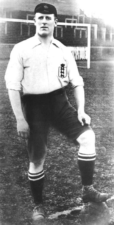 Alf Common the World's first £1000 footballer