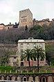 Alhambra desde la cuesta II (Granada).JPG