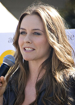 18th Golden Raspberry Awards - Image: Alicia Silverstone, Festival of Books