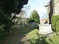 All Saints', Lewes, churchyard (I) - geograph.org.uk - 2706302.jpg