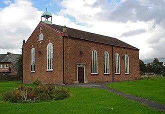Hindley, Greater Manchester - All Saints' Parish Church.