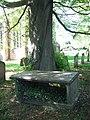 All Saints church - churchyard - geograph.org.uk - 1547457.jpg