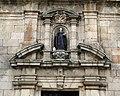 Allariz, S. Bieito, igrexa, detalle.JPG