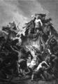 Alphonse de Neuville - Bataille d'Aix, Guerre de Marius contre les Teutons et Ambrons (illustration pour François Guizot).png