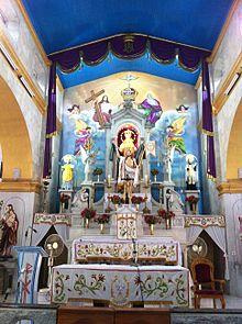 Basilica of Our Lady of Snows, Thoothukudi - Wikipedia