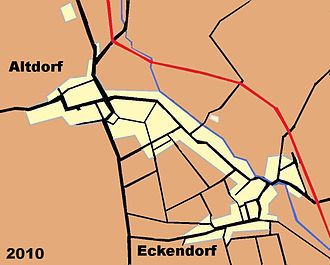 Alteckendorf - Alteckendorf in 2010