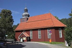 Altenau, Lower Saxony - Saint Nicholas Church