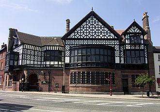 Altrincham - The Old Market Place