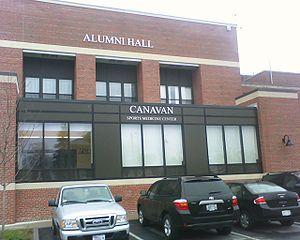Alumni Hall (Providence) - Alumni Hall (Providence)