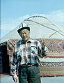 Amantur Akmataliev in Kyrgyzstan on 28 May 1995.jpg