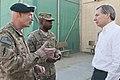 Ambassador James Warlick visits the DFIP 121113-A-JE610-009.jpg