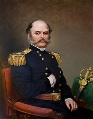 National Rifle Association - Ambrose Burnside, Union Army general, Governor of Rhode Island, and first president of the NRA