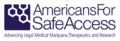 Americans for Safe Access logo.png