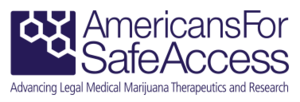Americans for Safe Access - Image: Americans for Safe Access logo