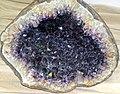 Amethyst geode (South America) (32935201091).jpg