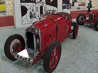 Amilcar - Amilcar CGSS sport 1927