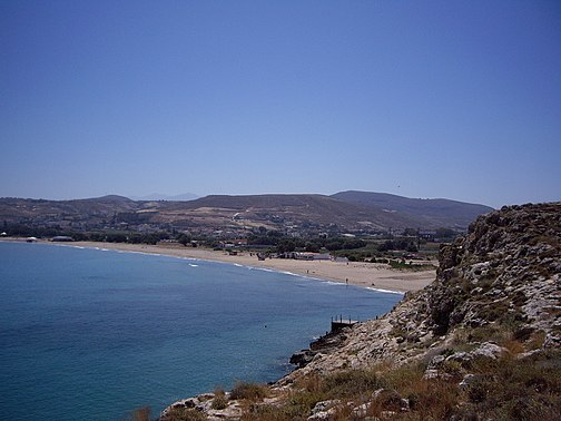 A panoramic view of Amnissos Amnissos - panoramio (1).jpg