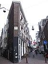 amsterdam, korte reguliersdwarsstraat 14 hoek