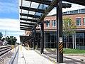 Amtrak Bloomington-Normal Station Platform - panoramio.jpg