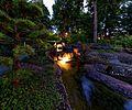 An einem Sommerabend im Kurpark Bad Mergentheim. 09.jpg