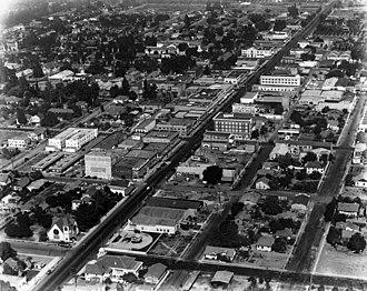 Anaheim, California - Anaheim in 1922
