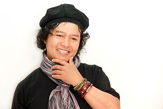 Salman Aristo - Aristo has adapted several works by Andrea Hirata (pictured), beginning with Laskar Pelangi in 2008.