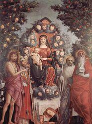 Andrea Mantegna: Trivulzio Madonna