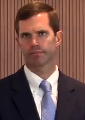 Attorney General of Kentucky - Image: Andy Beshear