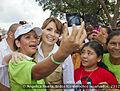 Angelica Rivera de Peña en Visita al estado de Chiapas. (7305596464).jpg