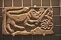 "Animale (leone?) che brandisce una spada, ""simboli cristiani"".JPG"