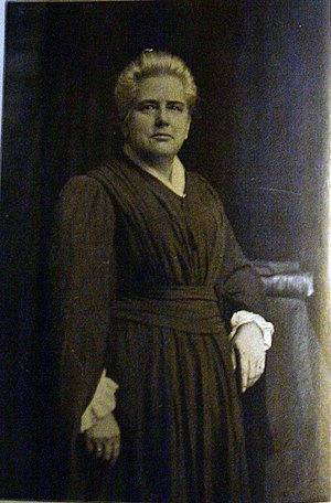 Ordination of women in Methodism - Anna Shaw