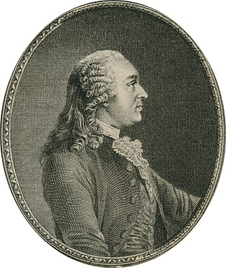 Marquis de Condorcet - Jacques Turgot was Condorcet's mentor and longtime friend