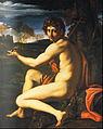 Annibale Carracci, San Giovanni Battista (originale o copia da?).jpg