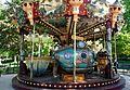 Antique carrousel in Parc Monceau, Paris 2012.jpg