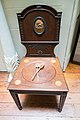 Antique chair with dog carving (40362810801).jpg