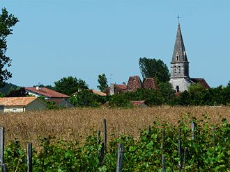 Antonne-et-Trigonant - A general view of Antonne