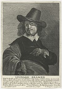 Antony van der Does - Portrait of Leonard Bramer.jpg