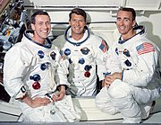 Apollo7 Prime Crew (May 22, 1968)