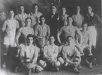 Apollon Smyrni F.C. - The football team in 1922