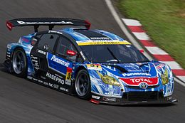Apr Hasepro Prius GT 2012 Super GT Sugo race.jpg
