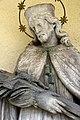 Aranyosapáti, Nepomuki Szent János-szobor 2021 11.jpg