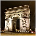Arc de Triomphe after the Gilets Jaunes (45244697225).jpg