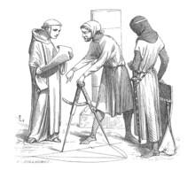 Baumeister im mittelalter